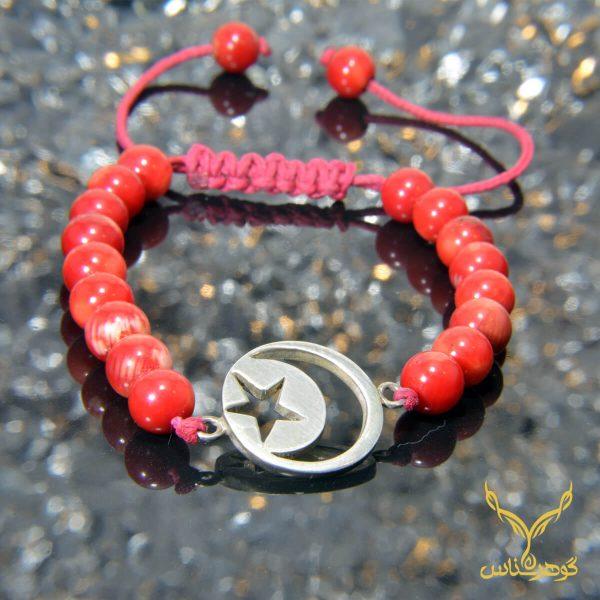 ددستبند سکه مردانهI006 دستبند پرچم ترکیه با طراحی خاص است که یاد آور ادوار گذشته و روز های خوب ایران است.فروشگاه آنلاین گوهرشناس
