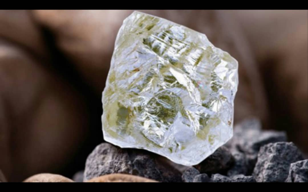 الماس چگونه شکل می گیرد؟